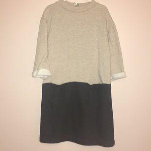 Trendy Crewcuts sweatshirt dress size 10